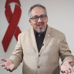César Antonio Núñez, director regional de ONUSIDA para América Latina y el Caribe. | Foto:ONUSIDA