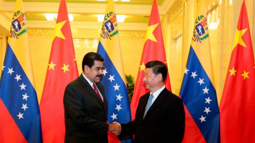 EE. UU. acusa a una empresa china de restringir Internet en Venezuela