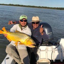 Pesca de dorados en Esquina, Corrientes