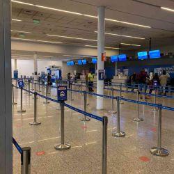 Estresante experiencia para embarcar en el aeropuerto de Ezeiza