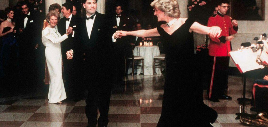 Así fue el detrás de escena del baile de John Travolta y Lady Di