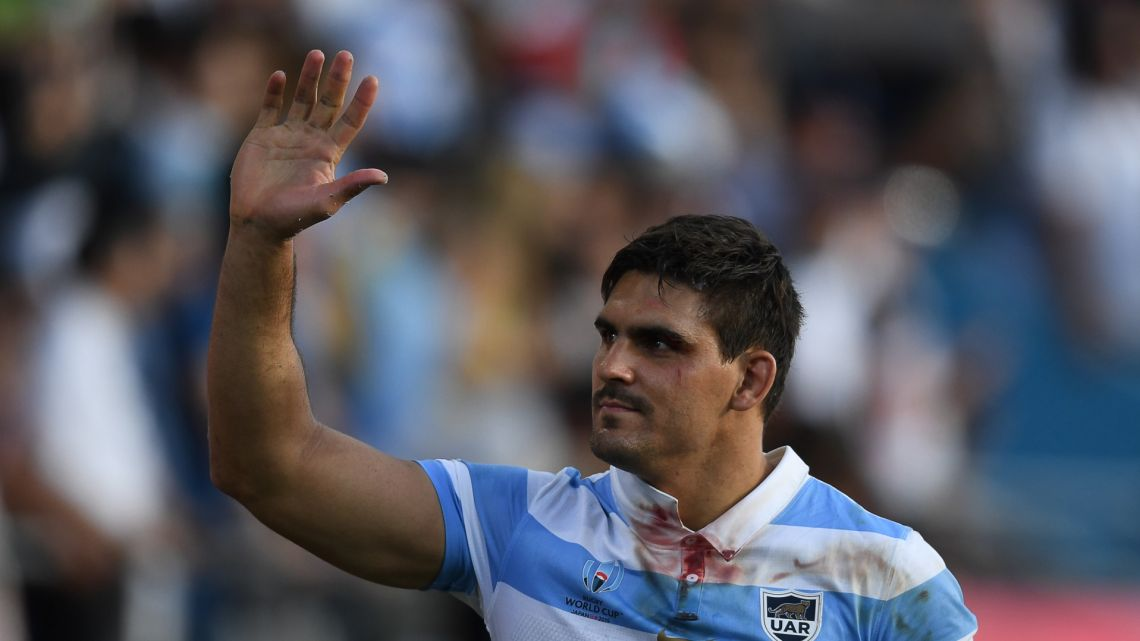 Pumas rugby captain Pablo Matera has been sacked, the UAR confirmed.