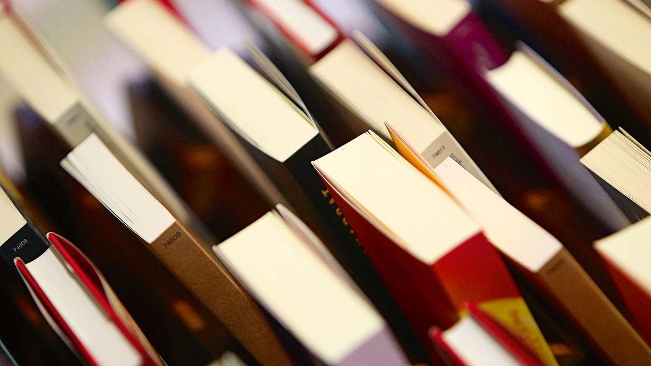 Libros | Foto:Cedoc.