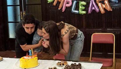 polémica en medio del covid un funcionario usó su oficina para festejar el cumpleaños de su hijo