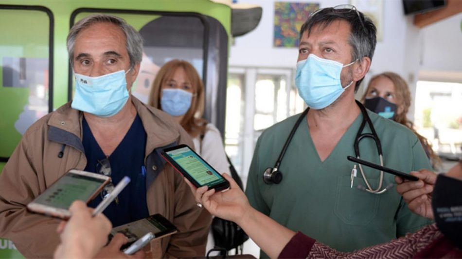 médicos de Bariloche 20201201