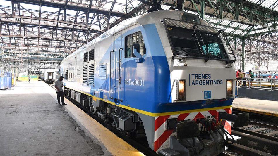 Tren a Mar del Plata 20201201