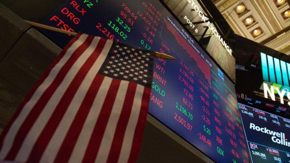 El distrito financiero estadounidense ubicado sobre Wall Street