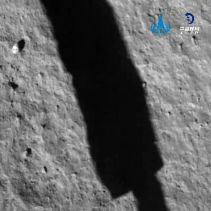 sonda china chang e luna