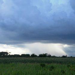 Lluvias luego de una gran sequía