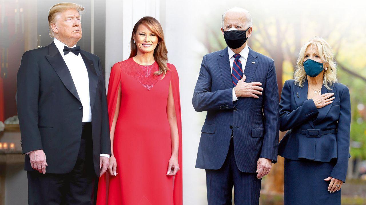 Los Trump y los Biden