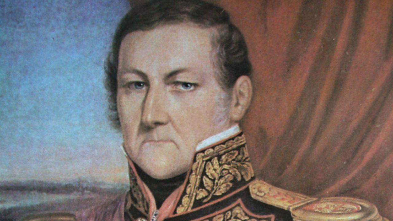 Juan Manuel de Rosas | Foto:Cedoc