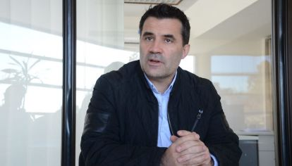 Secretario de Energía de la Nación, Darío Martínez