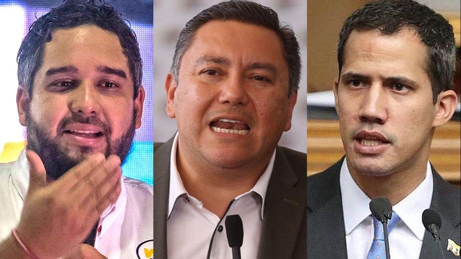 Candidatos Venezuela 20201202