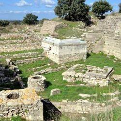 Sin duda, el mayor logro de Shcliemann fue el descubrimiento de Troya.