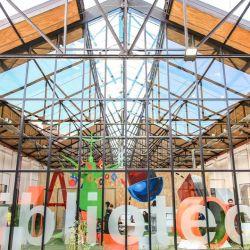 Biblioteca Parque de la Estación | Foto:Cedoc