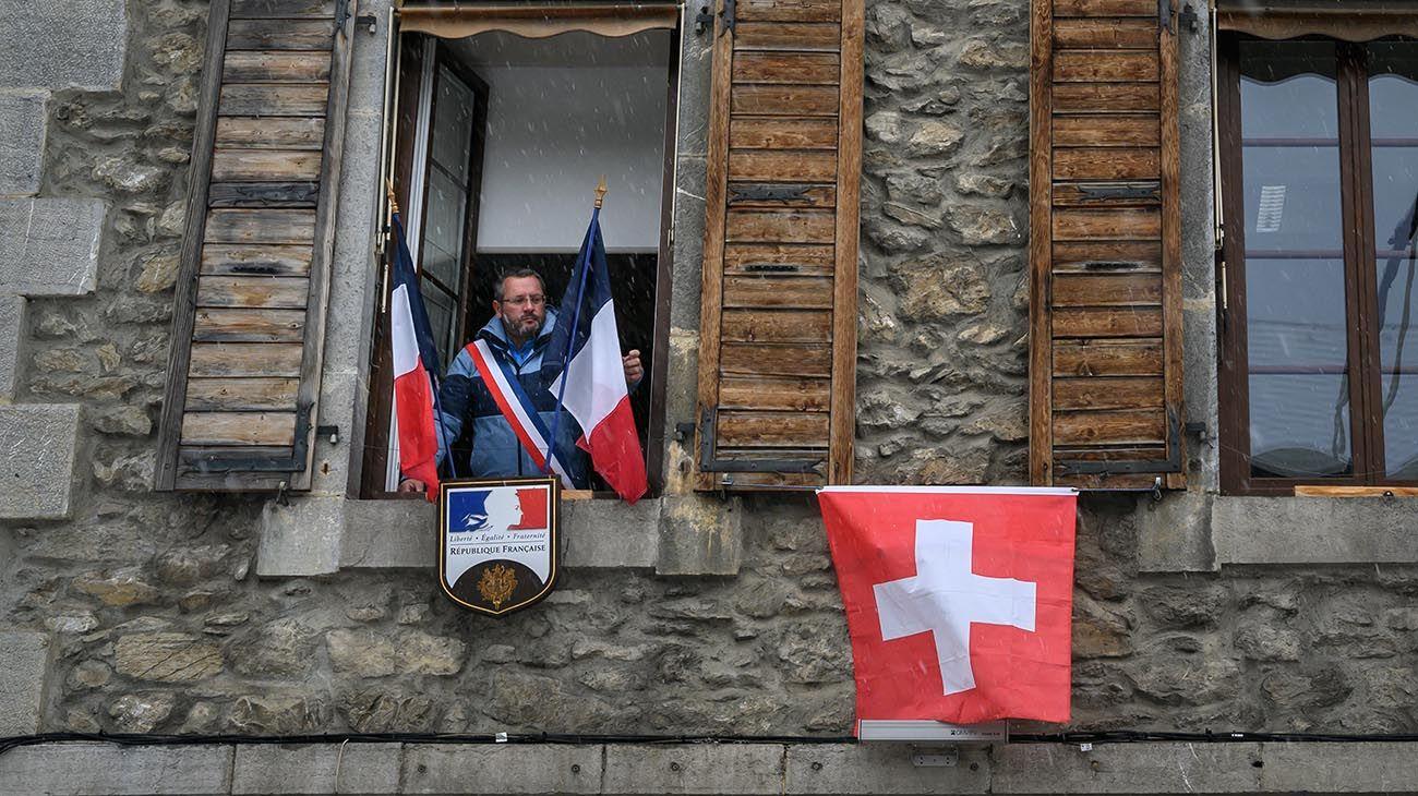 Suiza Covid