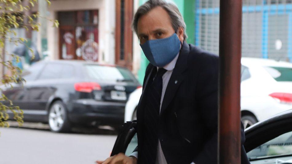 Juan Pablo Auge, juez federal de Lomas de Zamora, investiga el espionaje ilegal.