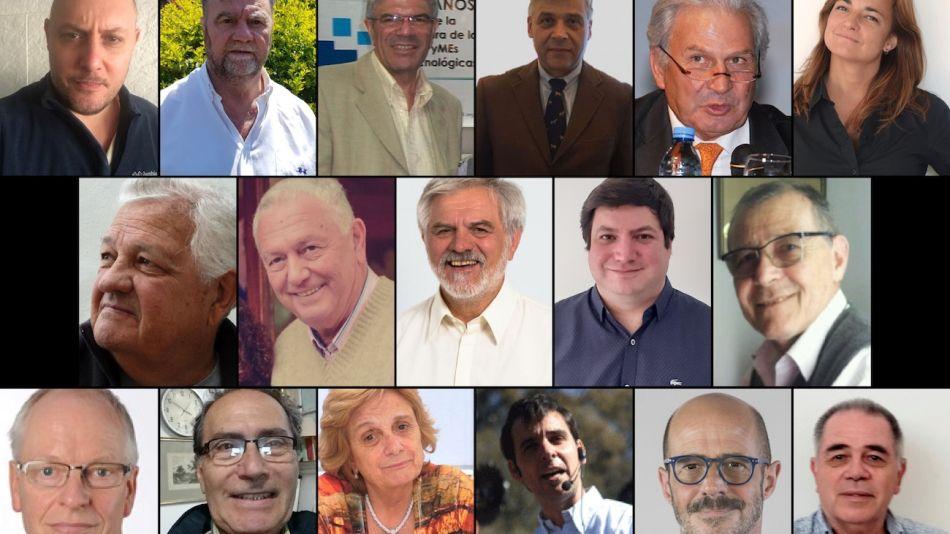 Los ganadores del Premio Ternium Expoagro
