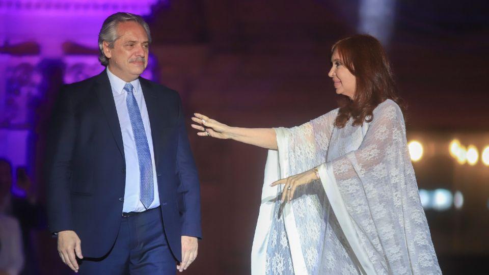Alberto, bendecido por Cristina para la presidencia, ahora tiene diferencias