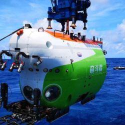 El sumergible, con una tripulación de tres personas, ha realizado diferentes expediciones para analizar la Fosa de las Marianas.