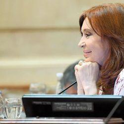 Cristina en el Congreso