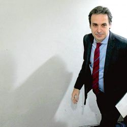 Alejo Ramos Padilla.   Foto:Cedoc.