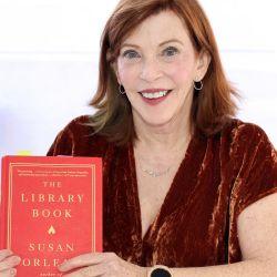 La gran Susan Orlean (autora de El ladrón de orquídeas) será la encargada de la inauguración oficial.