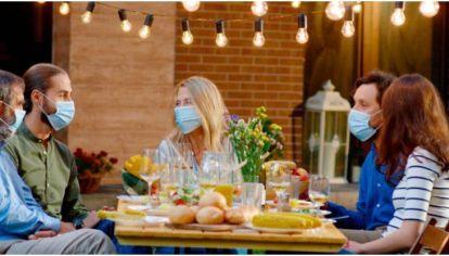 Lo cuidados que hay que tener en las fiestas que se vienen en familia este diciembre de pandemia.
