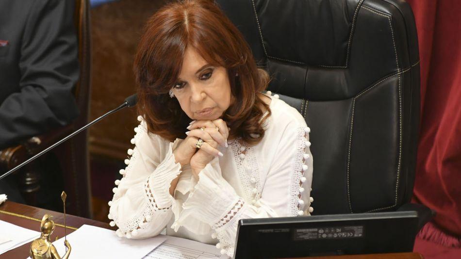 Cristina convocó sesión 20201204