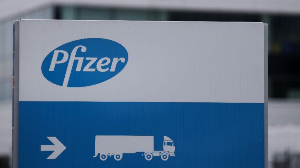 La empresa farmacéutica estadounidense Pfizer