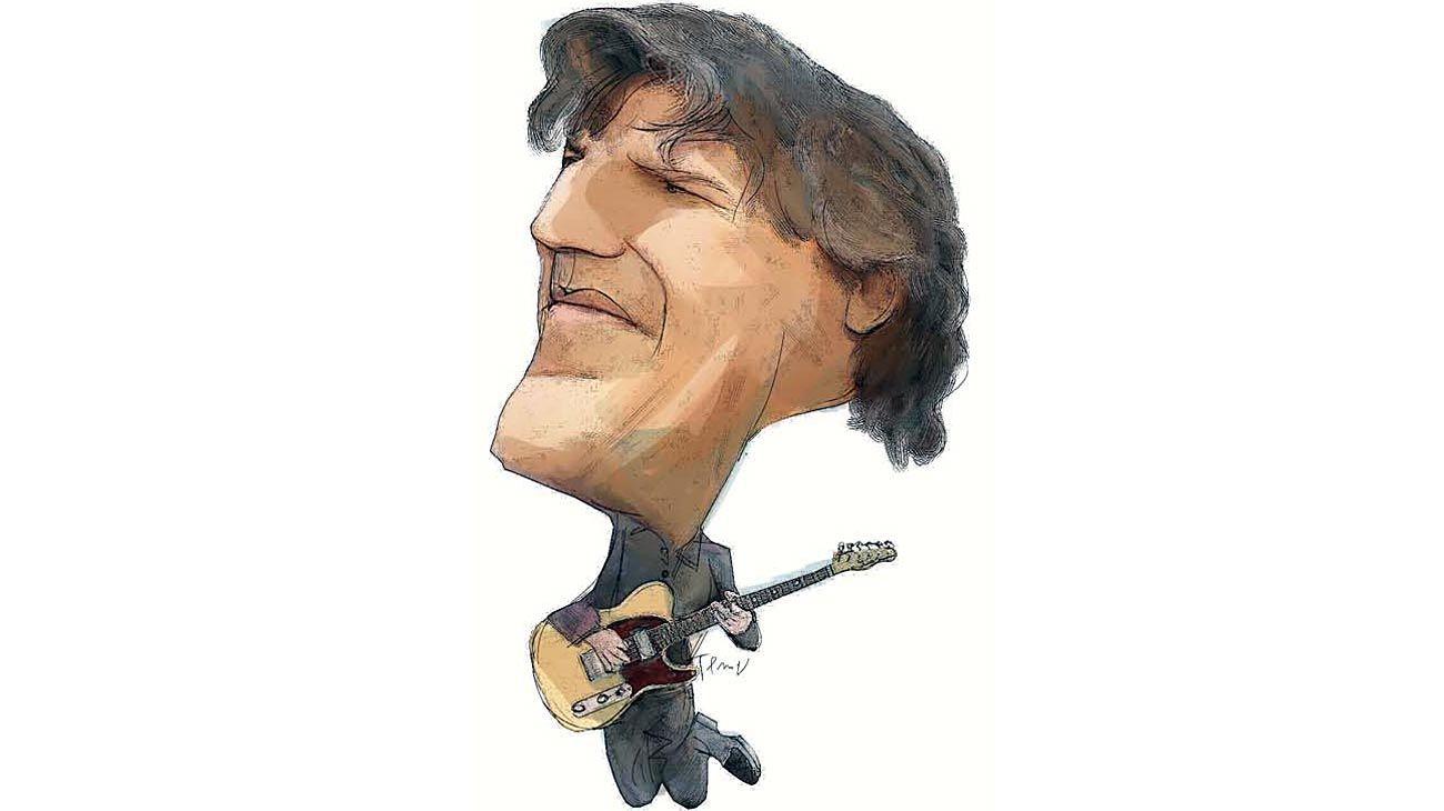 'Amado blues' Amado Boudou.
