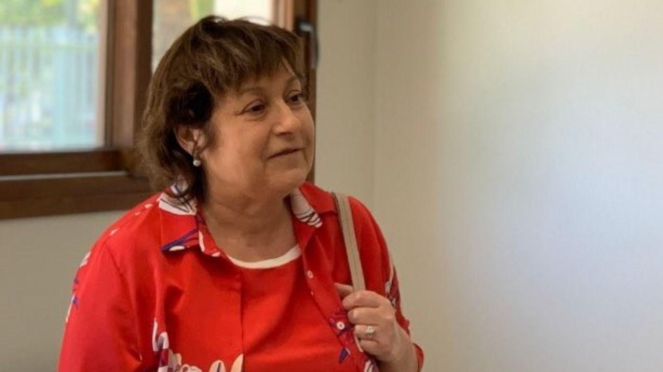 La diputada nacional de Juntos por el Cambio, Graciela Ocaña.