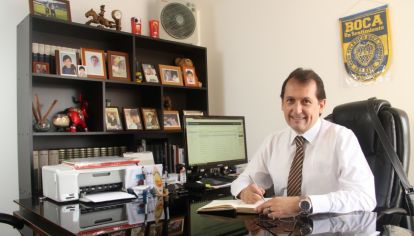 """Veinte años igual. """"En Perú hay un deterioro muy grande en lo político y en lo moral"""", señala el director del diario limeño """"La Razón""""."""