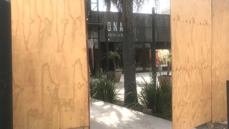 ONAS. Inaugurado como hostel, cuando reabra lo hará con la tipología 'boutique' o 'design', con cinco nuevas habitaciones.