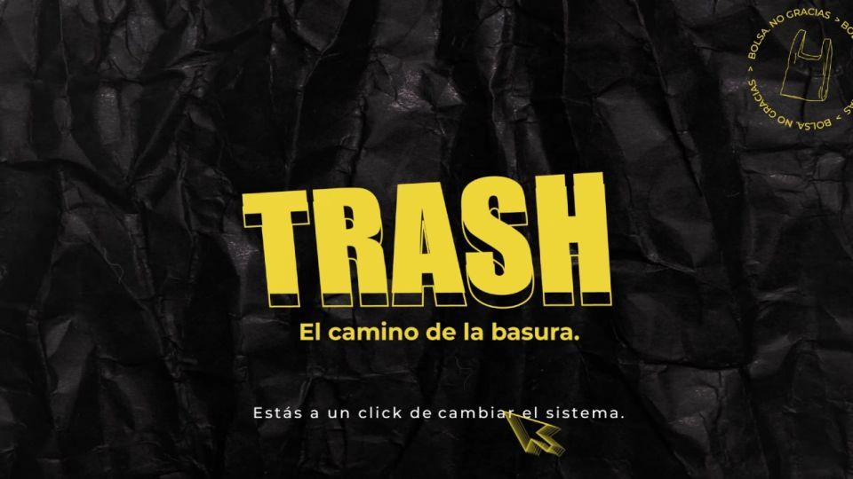 Trash: el camino de la basura