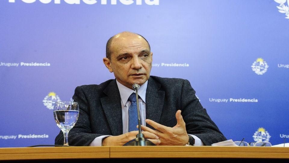 Daniel Radío preside el órgano que regula la venta y el cultivo de cannabis en Uruguay.