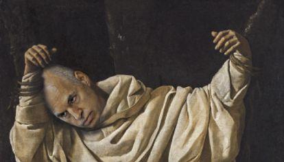 El martirio de Horacio. San Serapio, óleo sobre lienzo de 1628 del artista español Francisco Zurbarán.