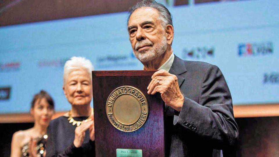 FIN. A los 81, Coppola cierra la saga que inició a los 32 años.