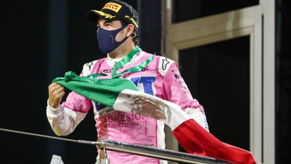 El mexicano Checo Pérez ganó por primera vez en la F1