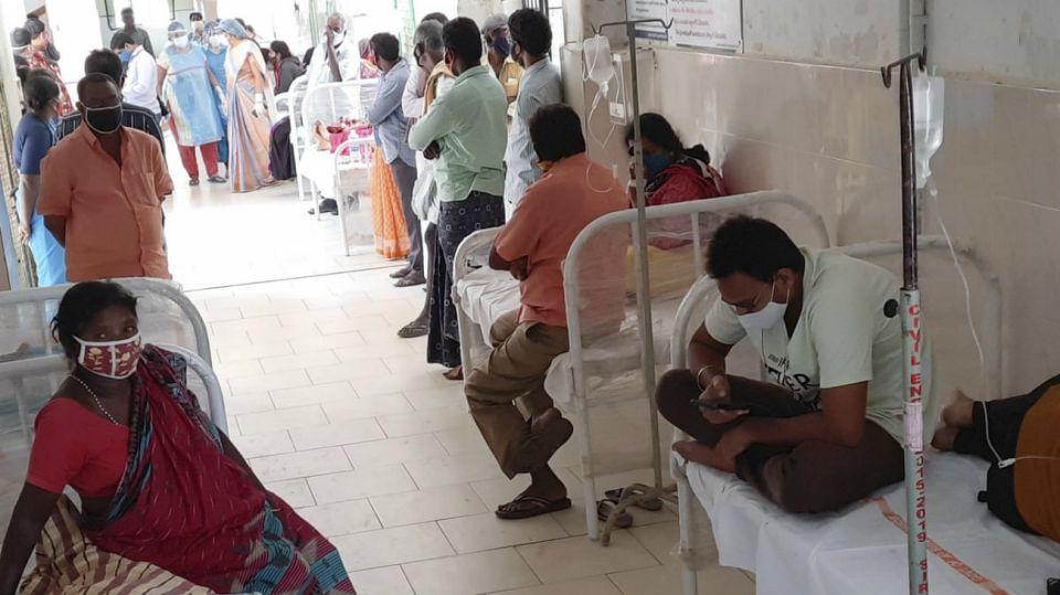 hospital andrash pradesh india