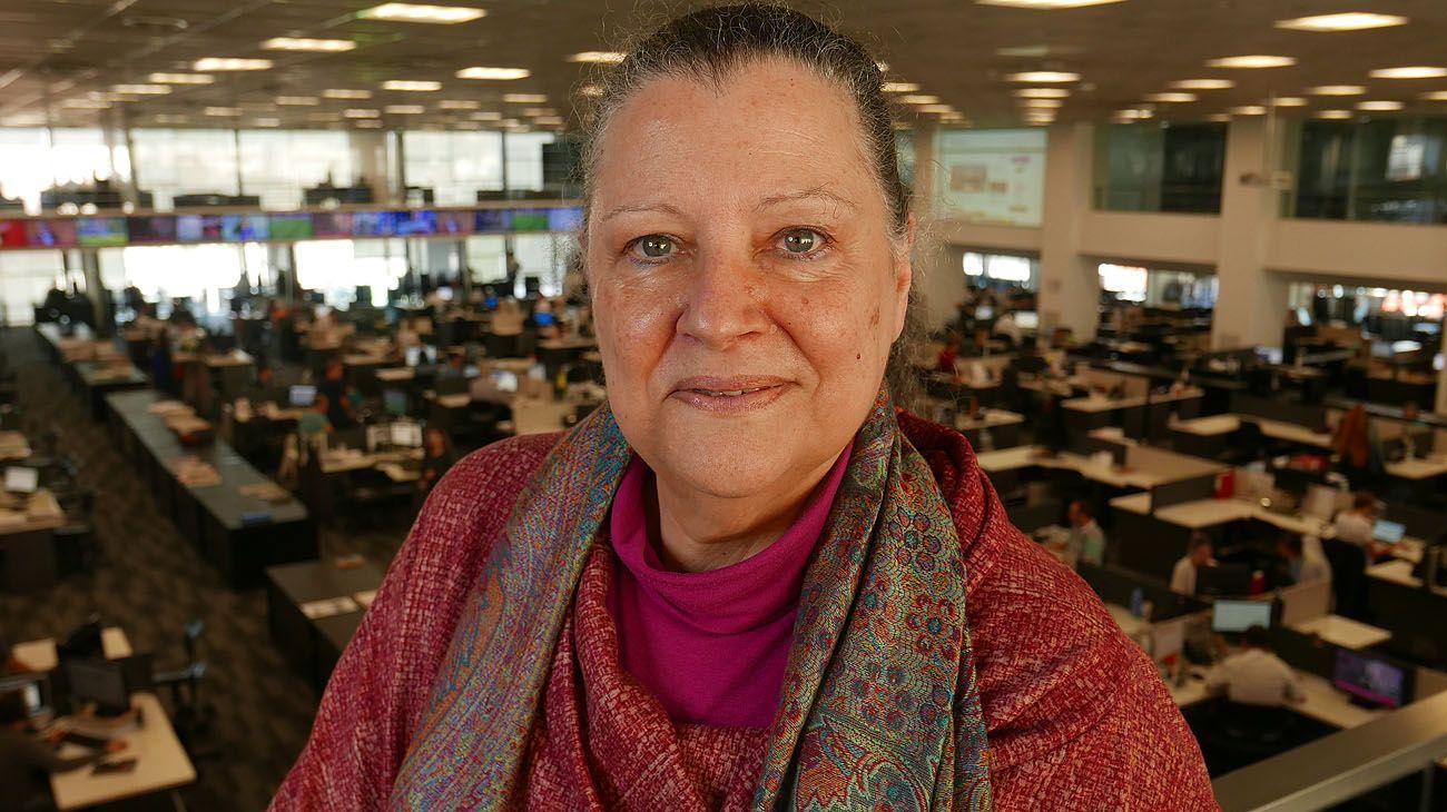 La filósofa Diana Maffia