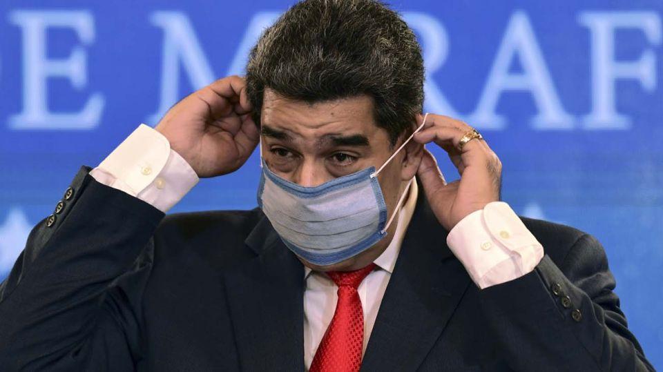Nicolás Maduro 20201209