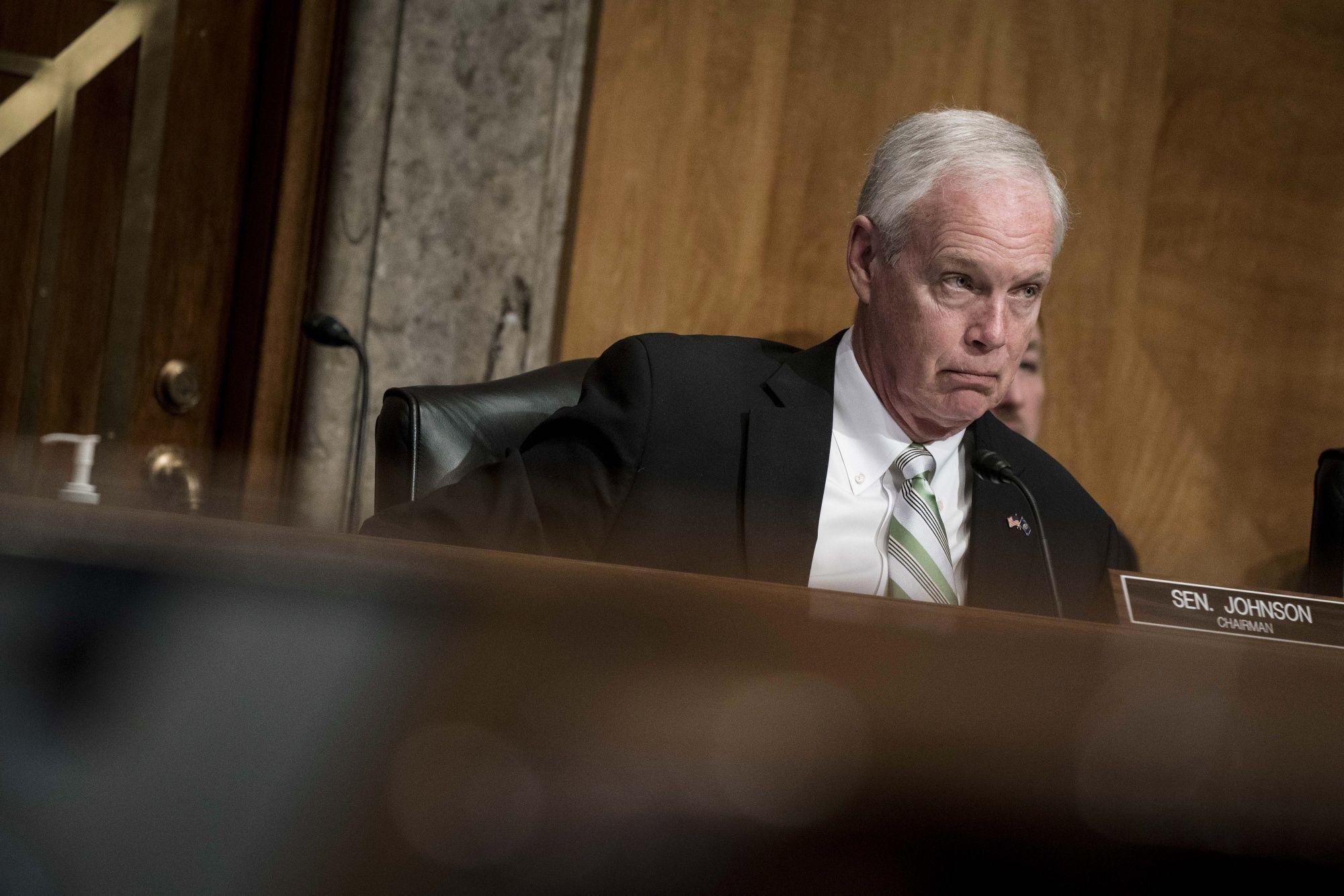 Senate Homeland Security Committee On Federal Interagency Response To The Coronavirus