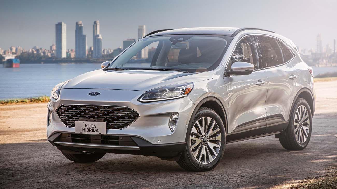 Con el lanzamiento de la Nueva Kuga Híbrida Titanium, Ford ratifica su compromiso para que sus clientes puedan disfrutar de una movilidad sustentable y segura.