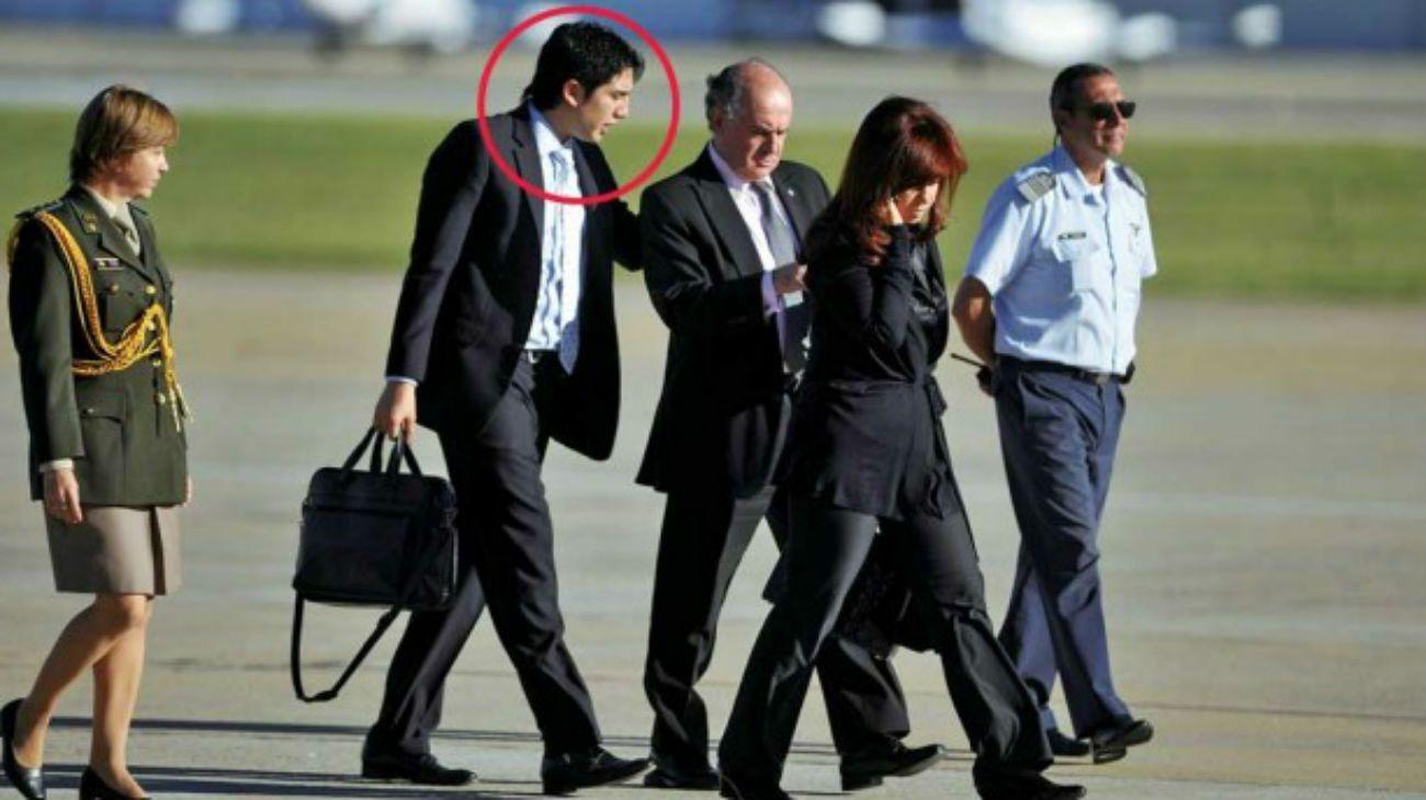 Pablo Barreiro, ex secretario de Cristina Kirchner