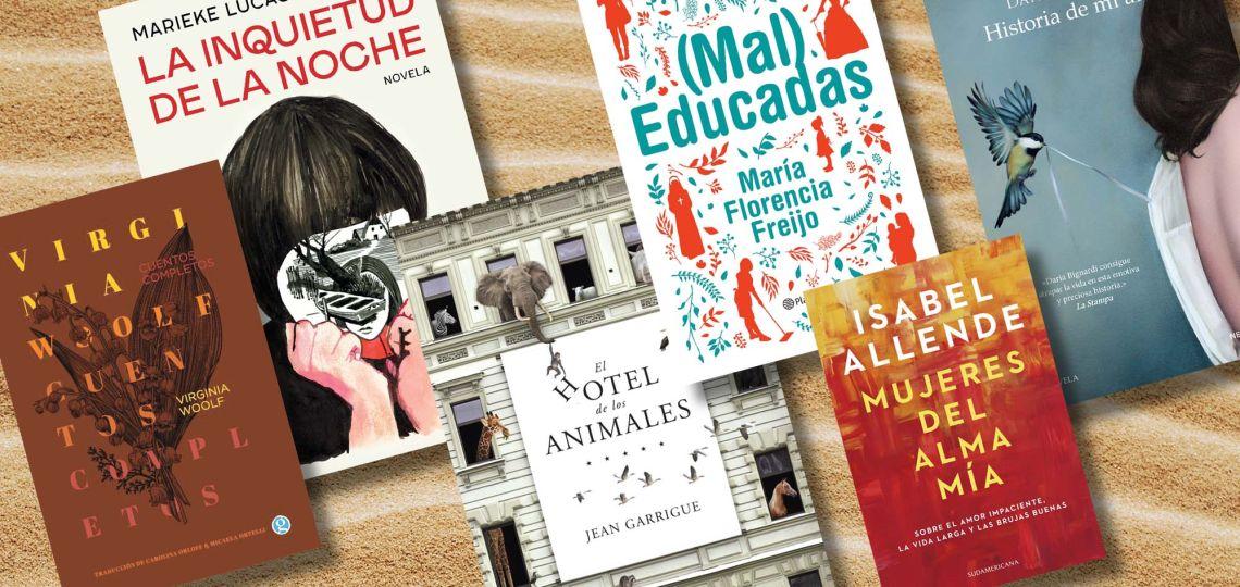 Seis libros de autoras para (re)descubrir y regalar