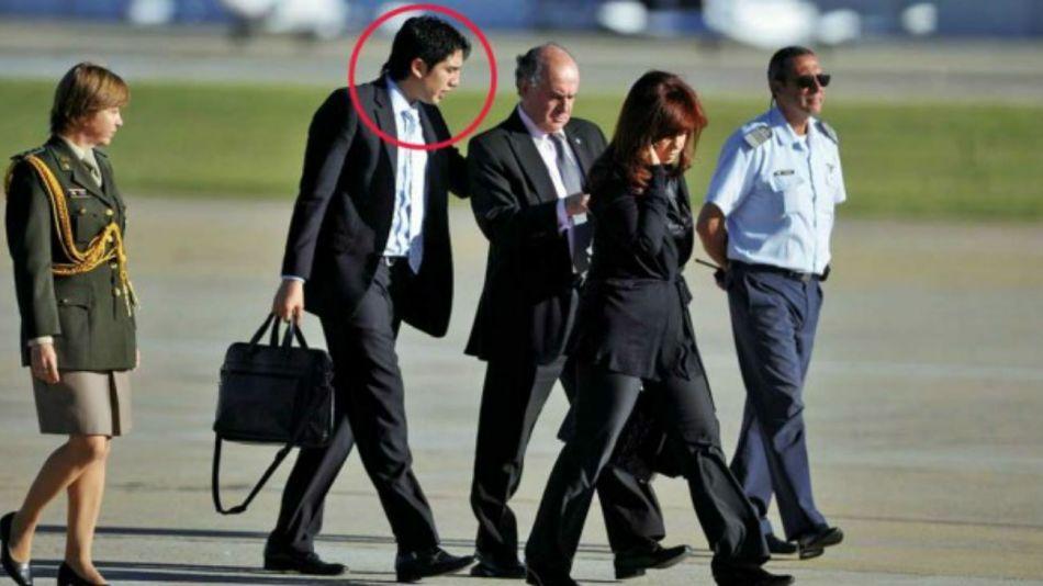 Pablo Barreiro, ex secretario de Cristina Kirchner 20201209