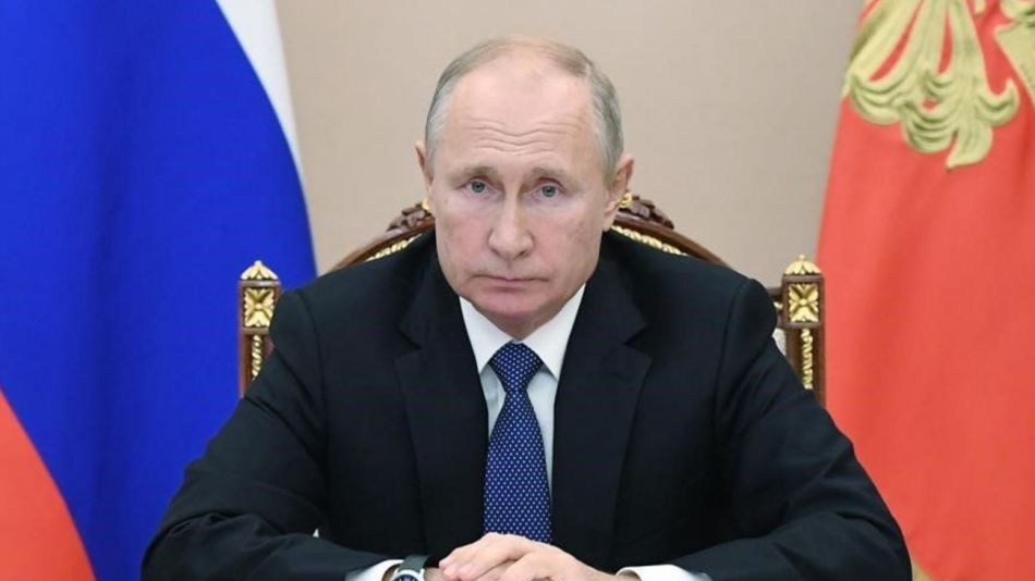 Putin y Medvédev 2