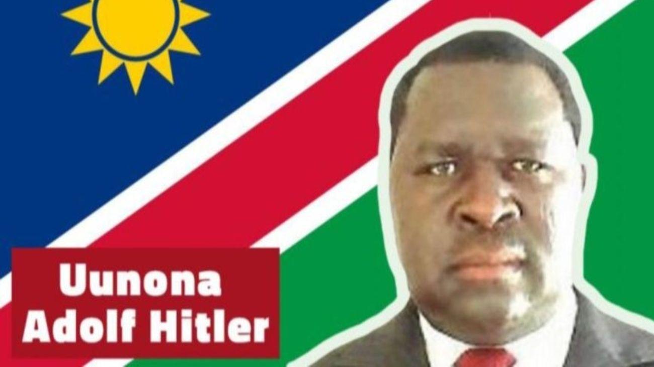 Uunona Adolf Hitler, figura política y renombre en Namibia