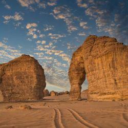 Con la apertura de Hegra al turismo, India busca consolidarse en el mercado turístico mundial.